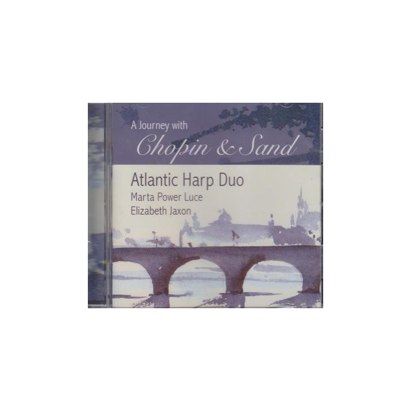 CD - A journey with Chopin &  Sand