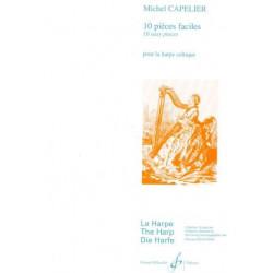 Capelier Michel - 10 Pièces faciles