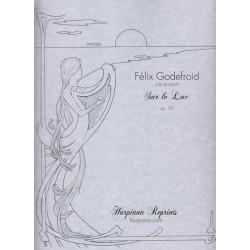 Godefroid Félix - Sur le Lac Op. 191 pour harpe