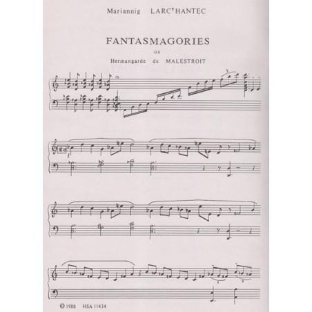 Larc'hantec Mariannig - Fantasmagories