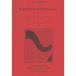 Lancen Serge - Harposphériques  1° cahier I à VI