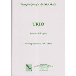 Naderman François-Joseph - Trio
