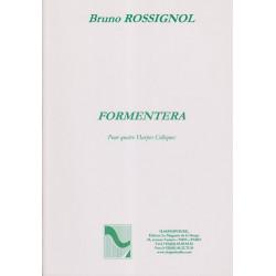 Rossignol Bruno - Formentera (4 harpes celtiques)