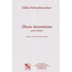 Schuehmacher Gilles - Deux inventions