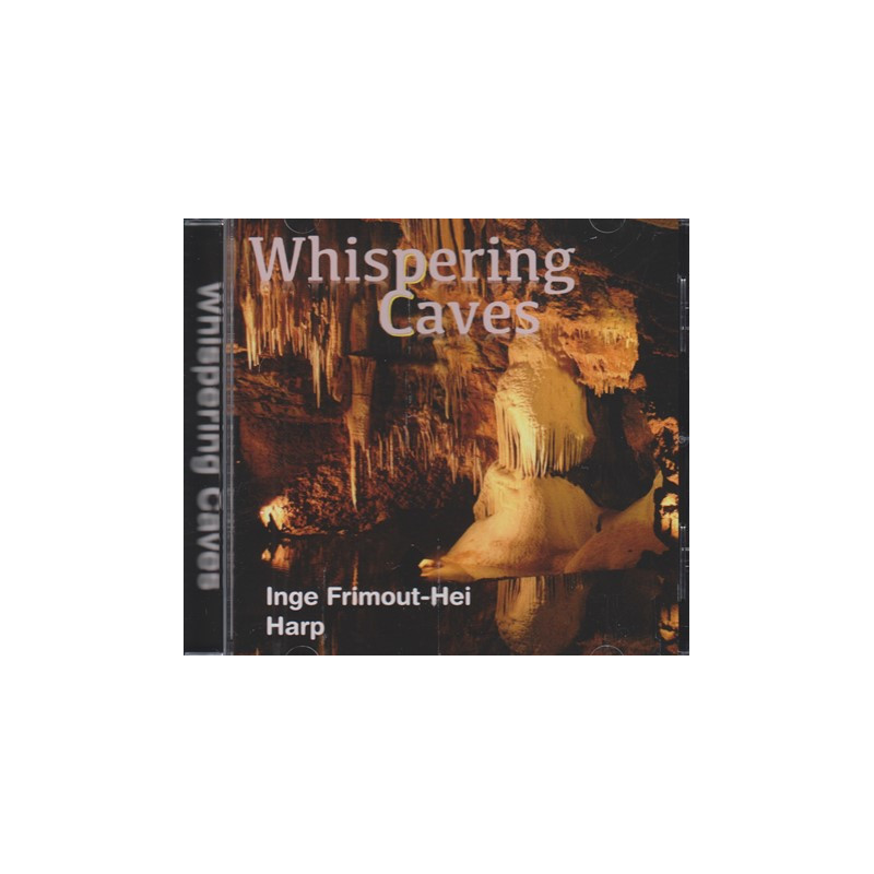 CD - Frimou-Hei - Whispering Caves