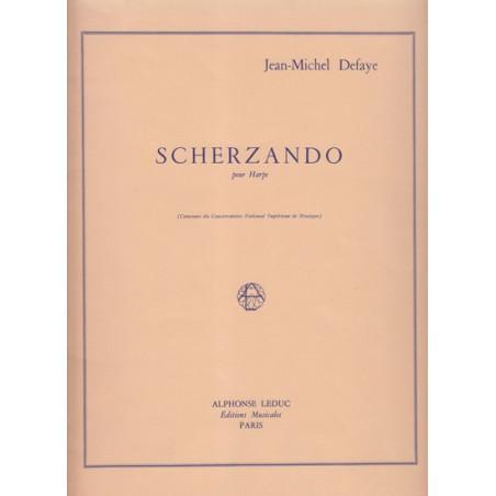 Defaye Jean-Michel - Scherzando