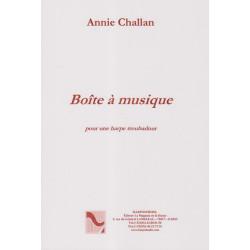 Challan Annie - Boite à musique