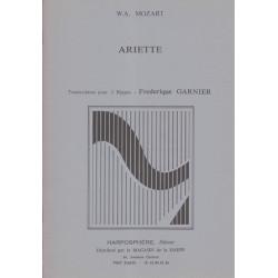 Mozart Wolfgang Amadeus - Ariette