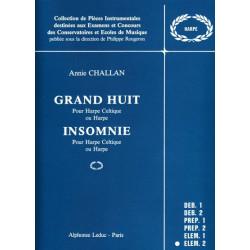 Challan Annie - Grand huit / Insomnie