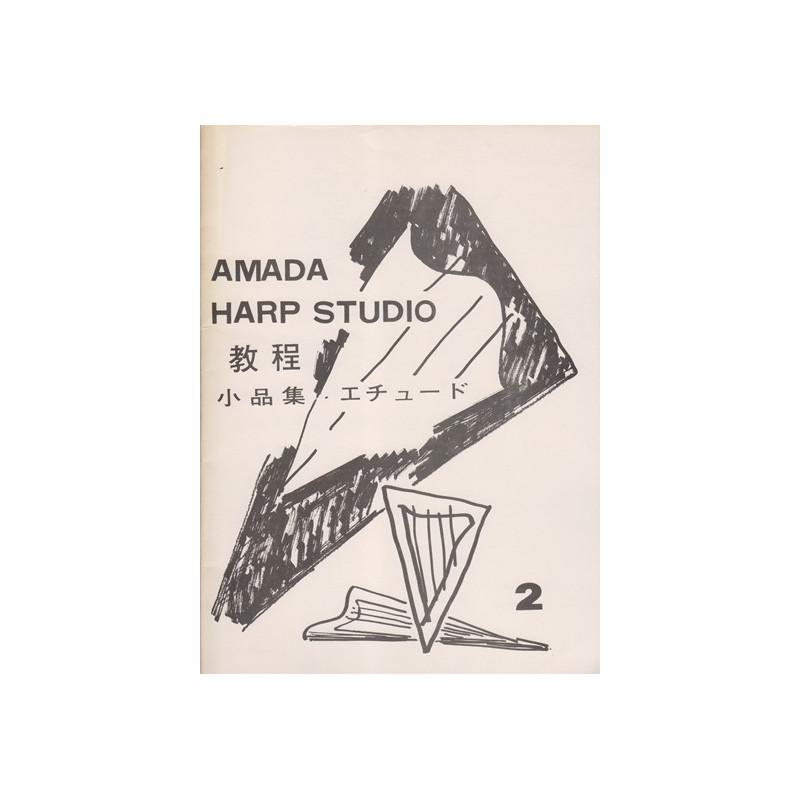 Amada - Harp studio vol. 2. Thème sur un air connu et variations