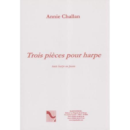 Challan Annie - 3 pi