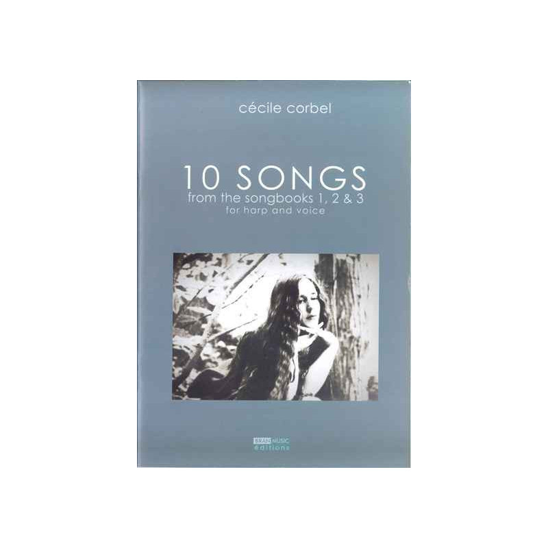 Corbel Cécile - 10 Songs from the songbooks 1, 2 & 3