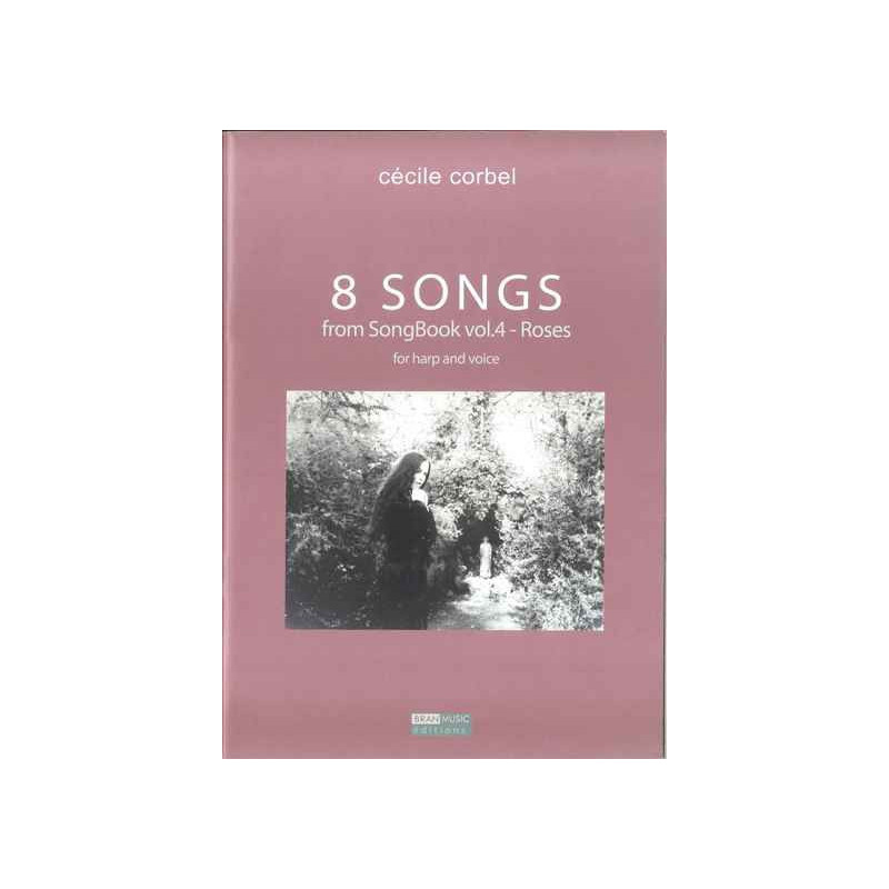 Corbel Cécile - 8 songs from songbook 4