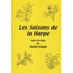 Kanga Skaila - Les saisons de la harpe