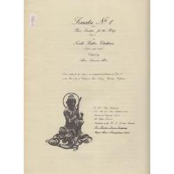 Challoner Neville Butler - Sonata N° 1