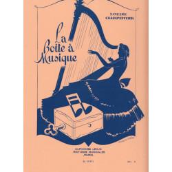 Charpentier Louise - La boîte à musique