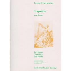 Charpentier Louise - Rapsodie