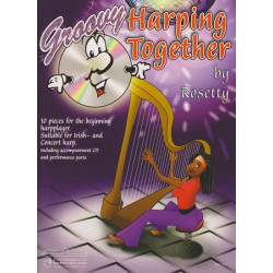 Rosetty and De Ruiter - Groovy harping together (Cd by Rosetty)