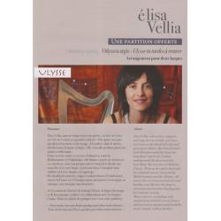 Vellia Elisa - Odyssea argis - Ulysse tu tardes à rentrer (2 harpes)