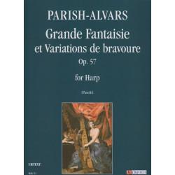 Parish Alvars Elias - Grande Fantaisie & variation de bravoure Op. 57
