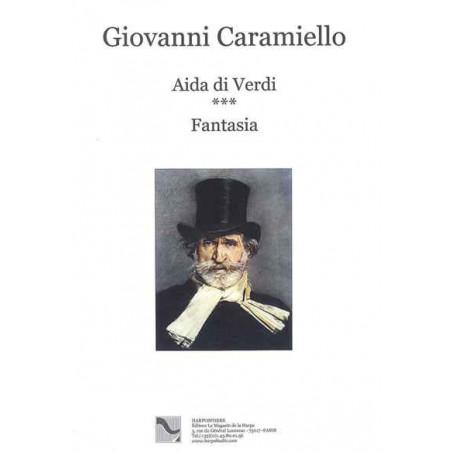 """Caramiello Giovanni - Aida di Verdi """"Fantasia"""""""