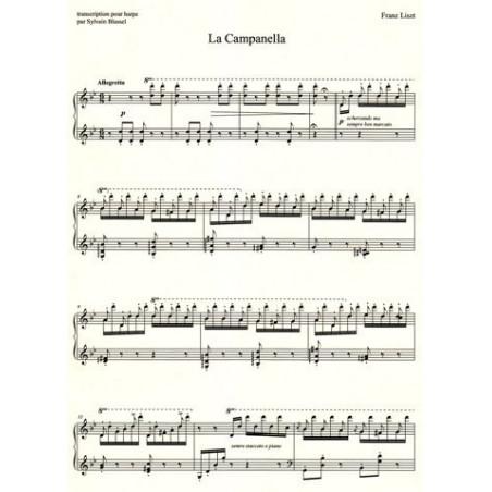 Paganini - Liszt - La Campanella (Sylvain Blassel)