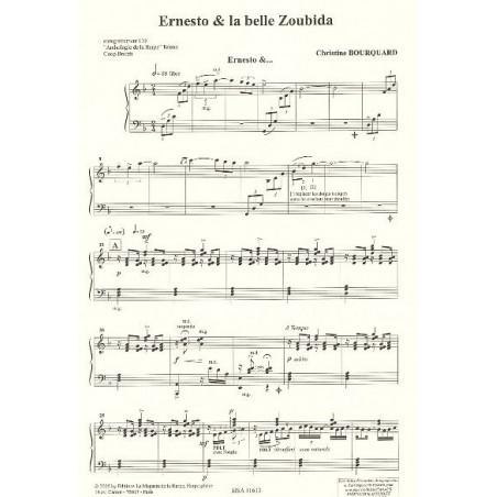 Bourquard Christine - Ernesto & la belle Zoubida