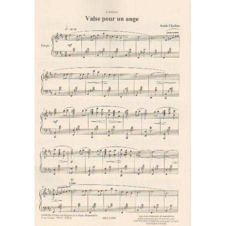 Challan Annie - Valse pour un Ange