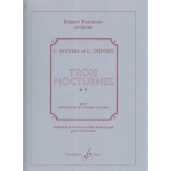 Bochsa Nicolas-Charles - Nocturne n°1 (clarinette & harpe ou piano)