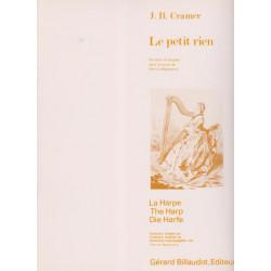 Cramer Jean Baptiste - Le petit rien