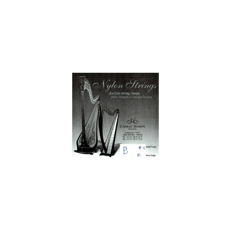 Camac 01 (E) Mi Nylon (octave 1)