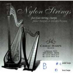 Camac 04 (B) Si Nylon (octave 1)