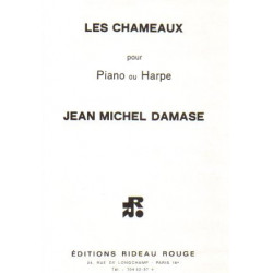 Damase Jean-Michel - Les chameaux