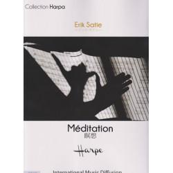 Satie Erik - Méditation