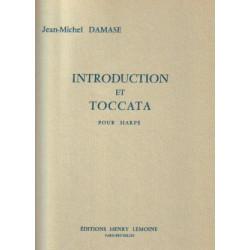 Damase Jean-Michel - Introduction & toccata