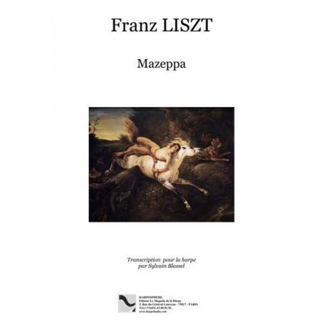 Liszt Franz - Blassel Sylvain - Mazeppa