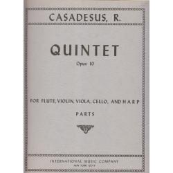 Casadesus Robert - Quintette op. 10