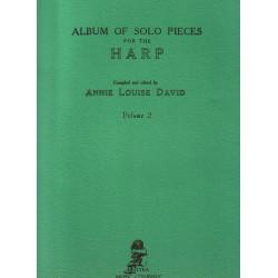 David Annie Louise - Album of solo pieces, vol II