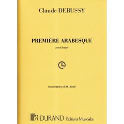 Debussy Claude - 1ère Arabesque (Henriette Renié)