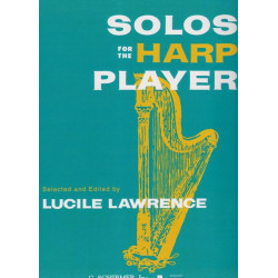 Occasion - Lawrence Lucile - Solos for harp player