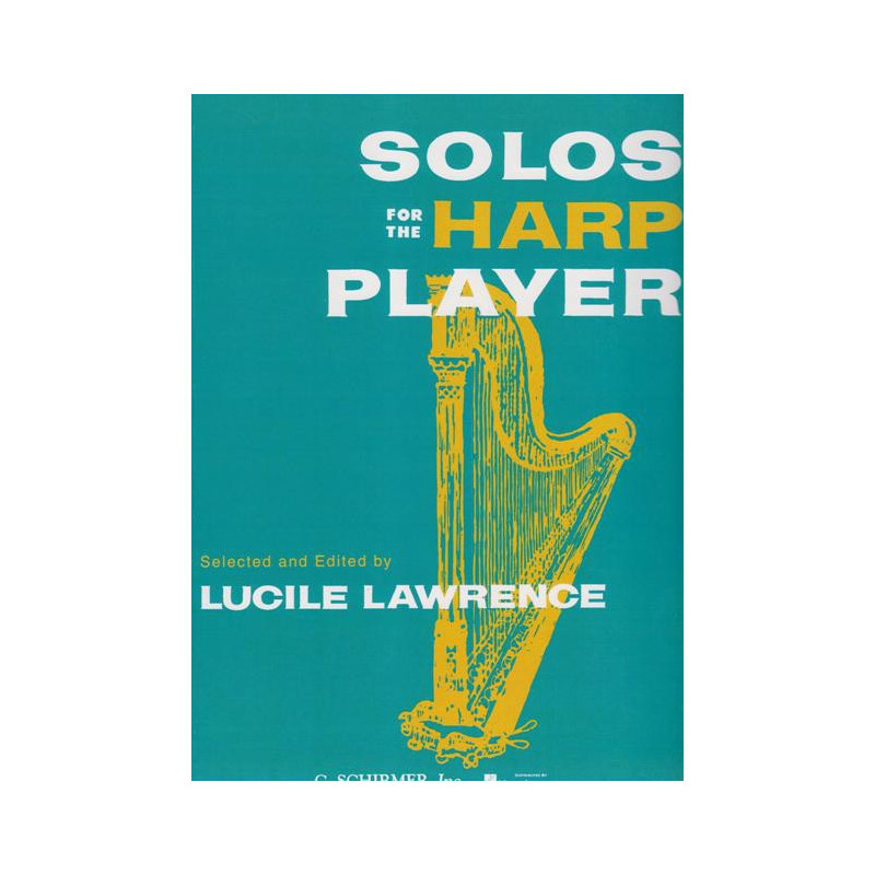 Lawrence Lucile - Solos for harp player