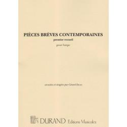 Devos Gérard - Pièces brèves contemporaines 1er recueil