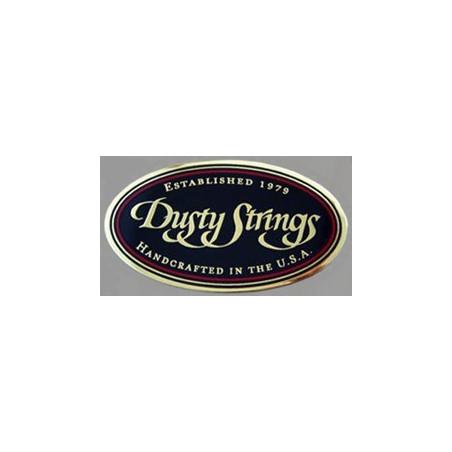 Dusty Strings .025 (rouge)