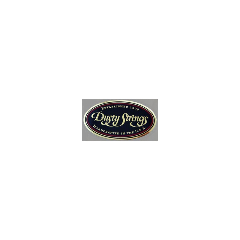 Dusty Strings .050 (rouge)