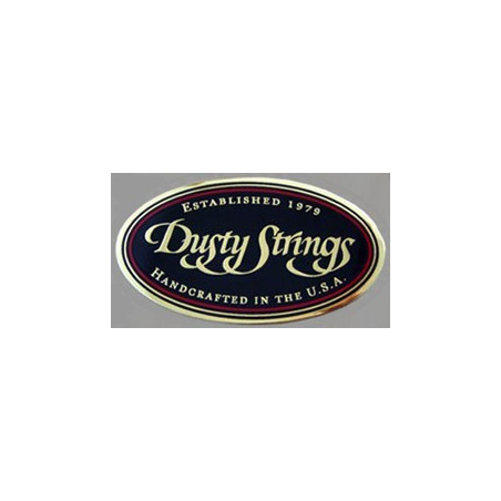 33 (D) Ré Metal (Dusty Strings 34)