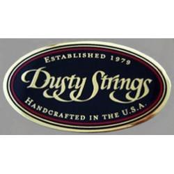 21 (A) La Nylon (Dusty Strings 26)  Filée nylon sur nylon