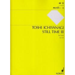 Ichiyanagi Toshi - Still time III