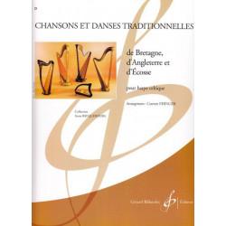 Anonyme - Chansons et danses traditionnelles (Ehinger Carmen)