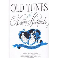 Dilling Mildred - Old tunes (celtic harp - harpe celtique)