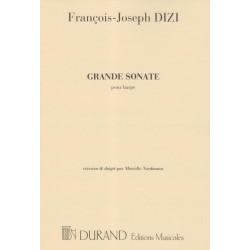 Dizi François Joseph - Grande sonate